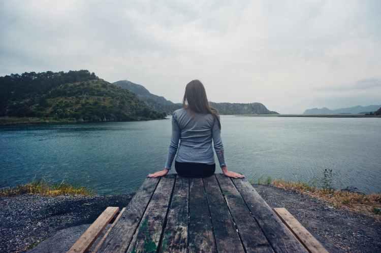 Zeit alleine ist wertvoll - betrachten wir sie als diese!