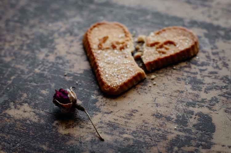 Selbst wenn die Liebe zerbrochen ist, muss eine Familie noch lange nicht zerrüttet sein.